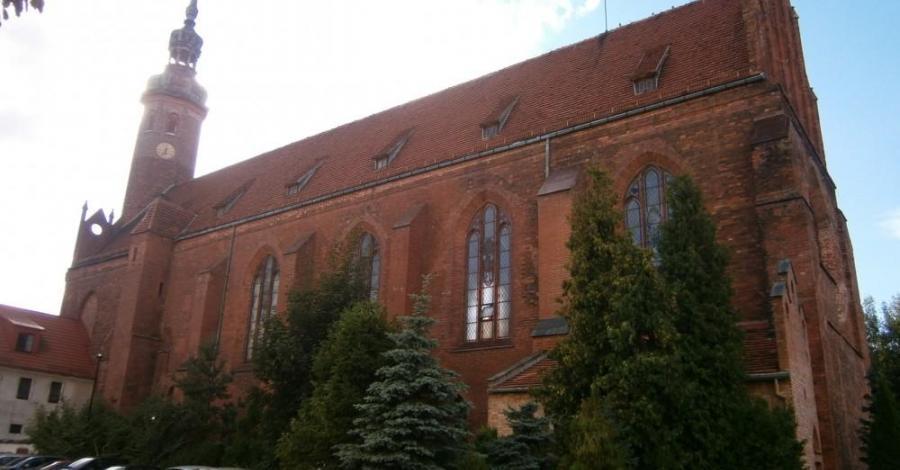 Kościół Św. Jacka w Słupsku - zdjęcie