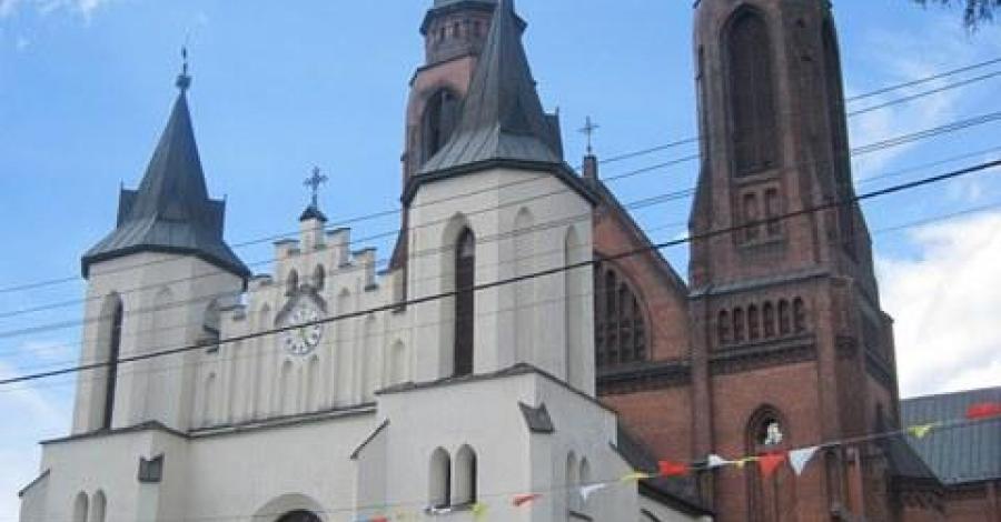 Kościół Św. Joachima w Sosnowcu - zdjęcie