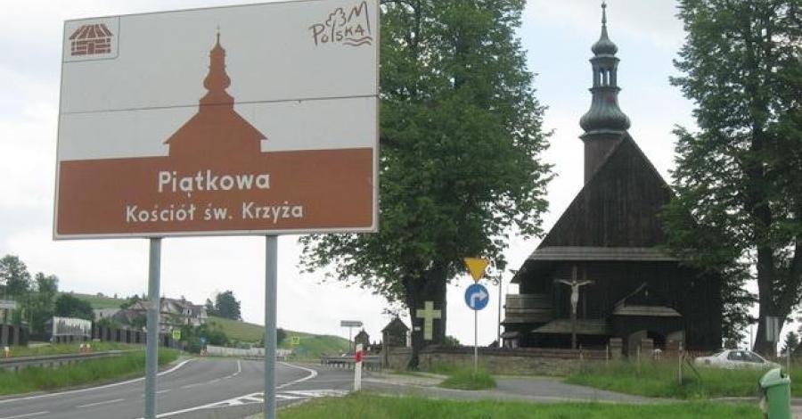 Kościół Św. Krzyża w Chabówce - zdjęcie