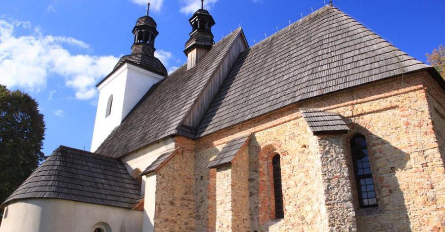 Stary kościół Św. Marcina w Tarnowskich Górach, Anna Piernikarczyk