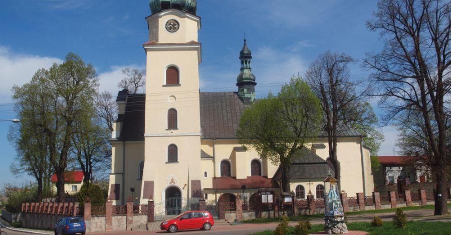 Kościół Św. Mikołaja w Przybynowie, Tadeusz Walkowicz
