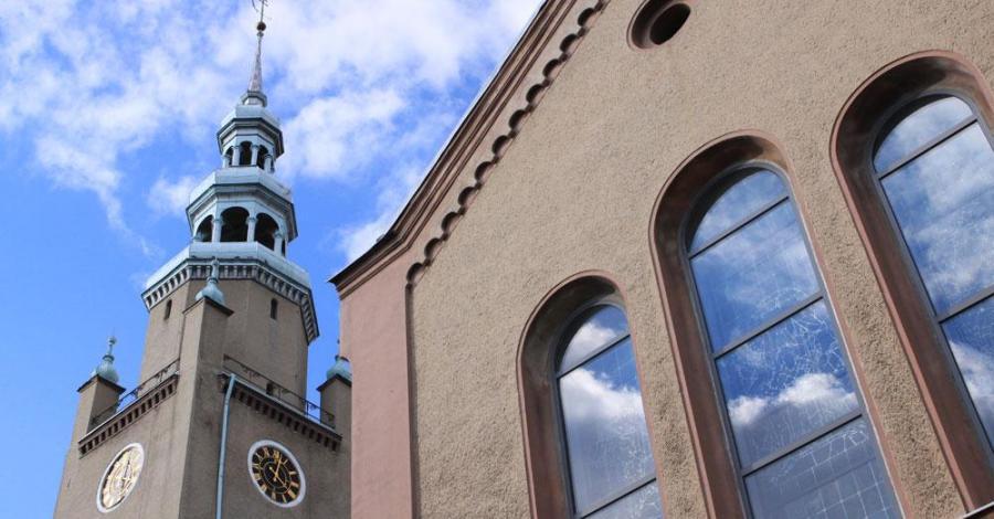 Kościół farny w Tarnowskich Górach, Anna Piernikarczyk