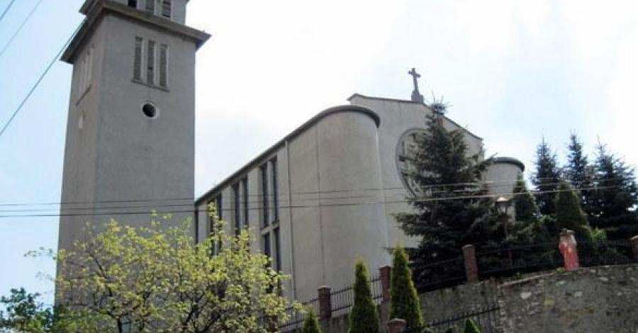 Kościół w Będzinie Grodźcu - zdjęcie
