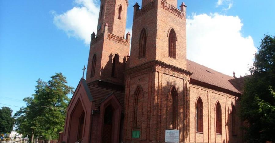 Kościół w Krokowej - zdjęcie