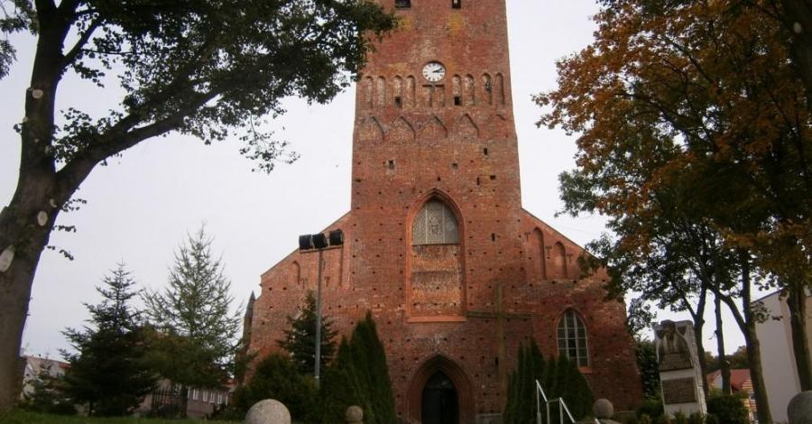Kościół w Sławnie - zdjęcie