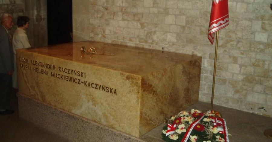Krypta Prezydencka w Krakowie - zdjęcie