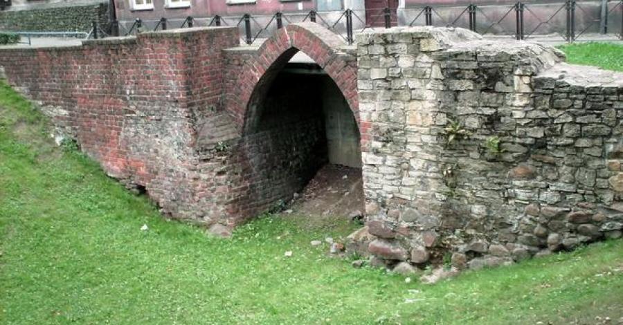 Mury miejskie w Gliwicach, Roman Świątkowski