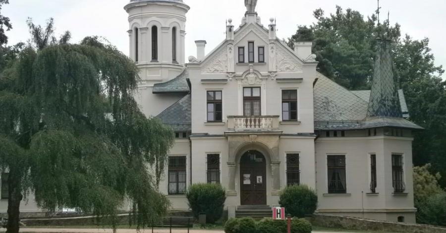 Muzeum Sienkiewicza w Oblęgorku - zdjęcie
