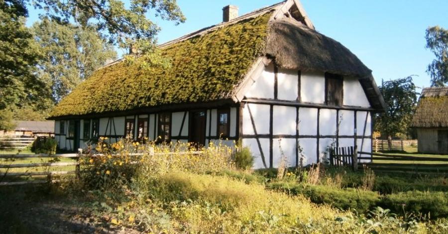 Muzeum Wsi Słowińskiej w Klukach - zdjęcie