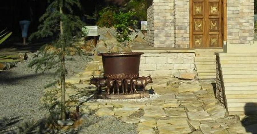 Ogród Biblijny w Myczkowcach - zdjęcie