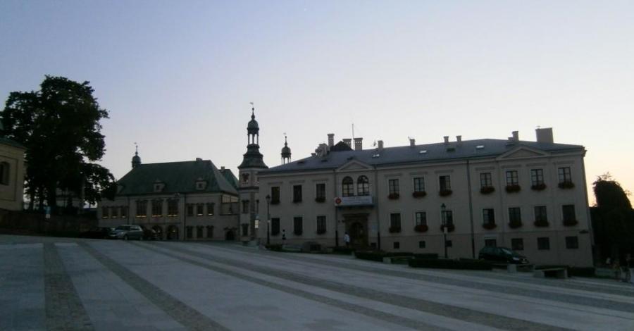 Pałac Biskupi w Kielcach - zdjęcie