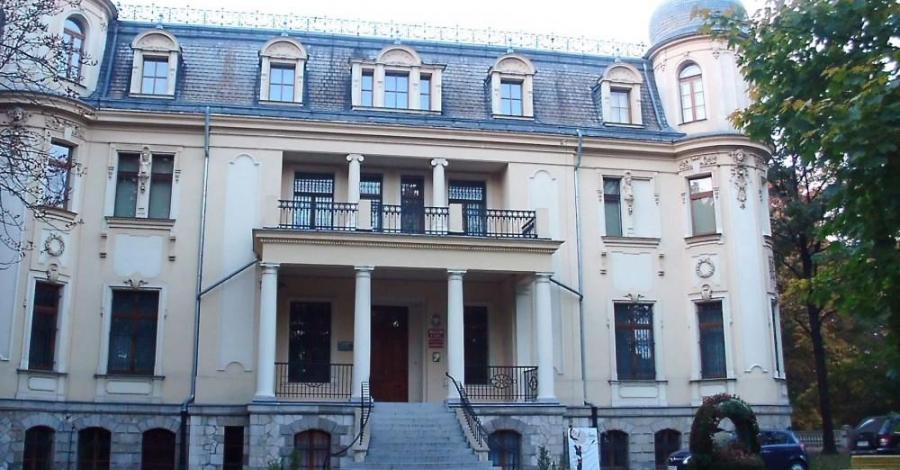 Pałac Schona w Sosnowcu - zdjęcie