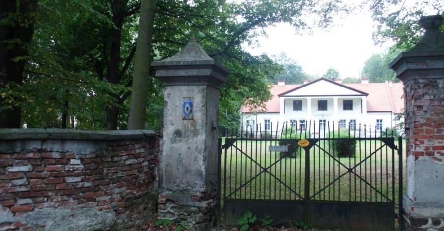 Pałac w Oleśnie - zdjęcie