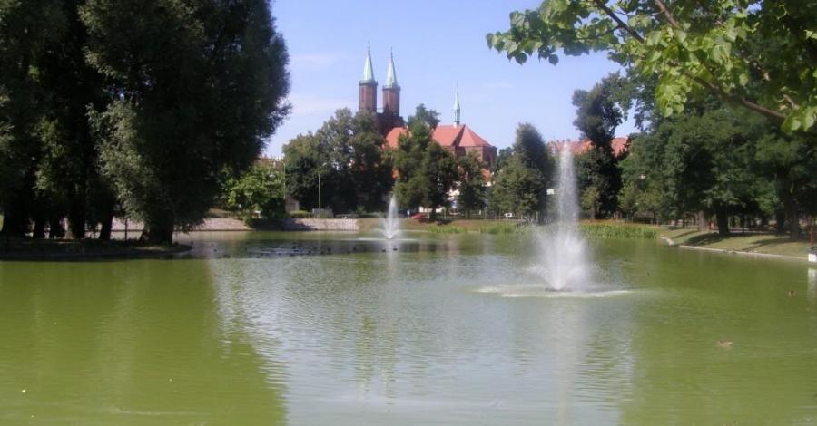 Park Miejski w Legnicy - zdjęcie