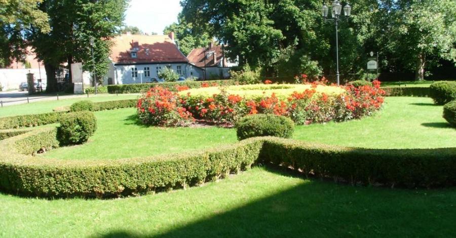 Park Miejski w Wejherowie - zdjęcie