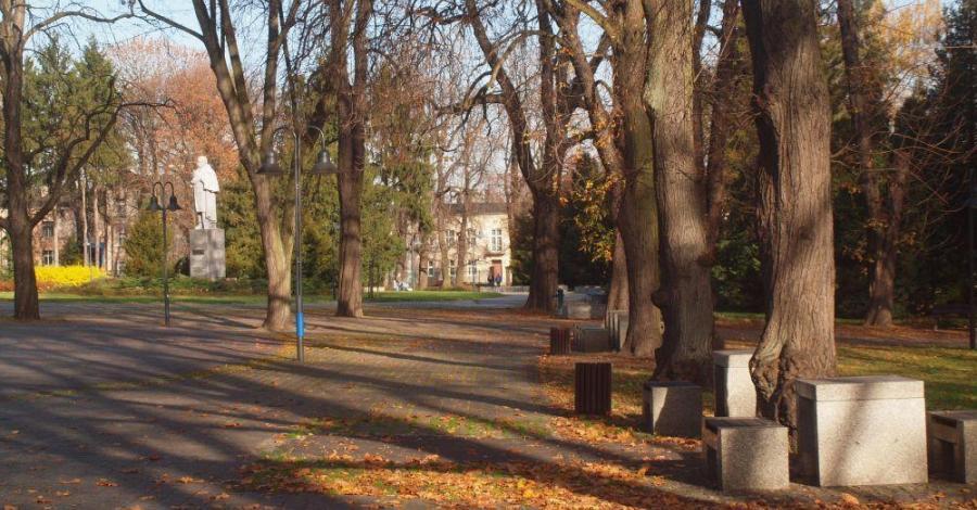 Parki podjasnogórskie w Częstochowie, Tadeusz Walkowicz