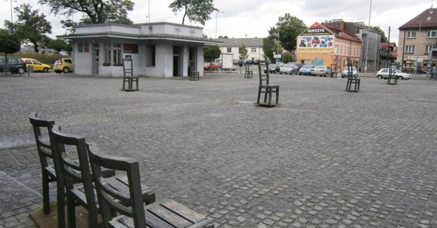 Plac Bohaterów Getta w Krakowie - zdjęcie