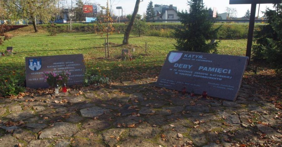Plac Katyński w Częstochowie - zdjęcie