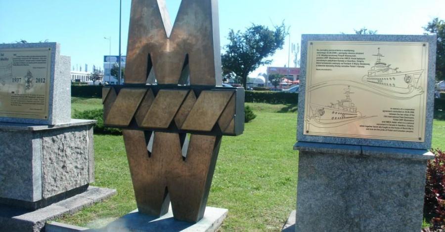 Pomnik Marynarki Wojennej w Gdyni - zdjęcie