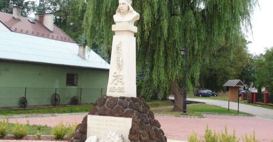 Pomnik Władysława Jagiełły w Oleśnie - zdjęcie