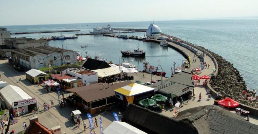 Port w Helu - zdjęcie
