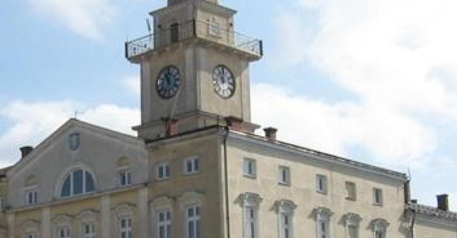 Ratusz w Gorlicach - zdjęcie