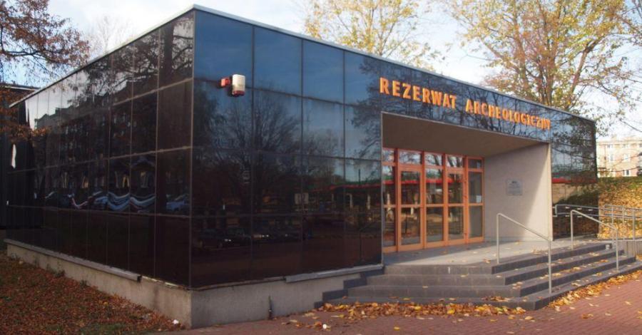 Rezerwat Archeologiczny w Częstochowie - zdjęcie