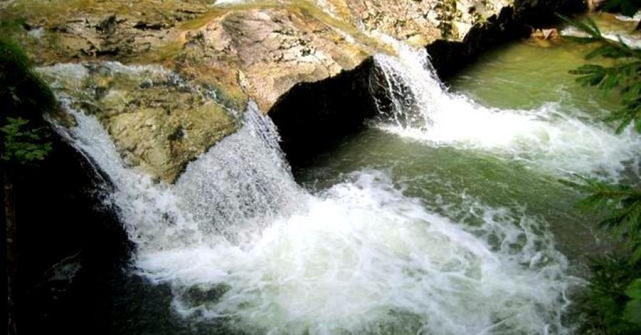 Rezerwat Biała Woda w Pieninach - zdjęcie