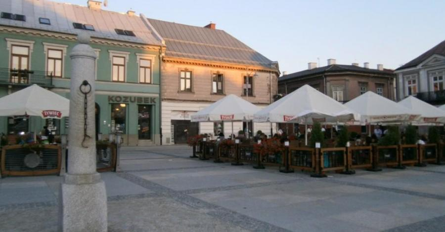 Rynek w Kielcach - zdjęcie