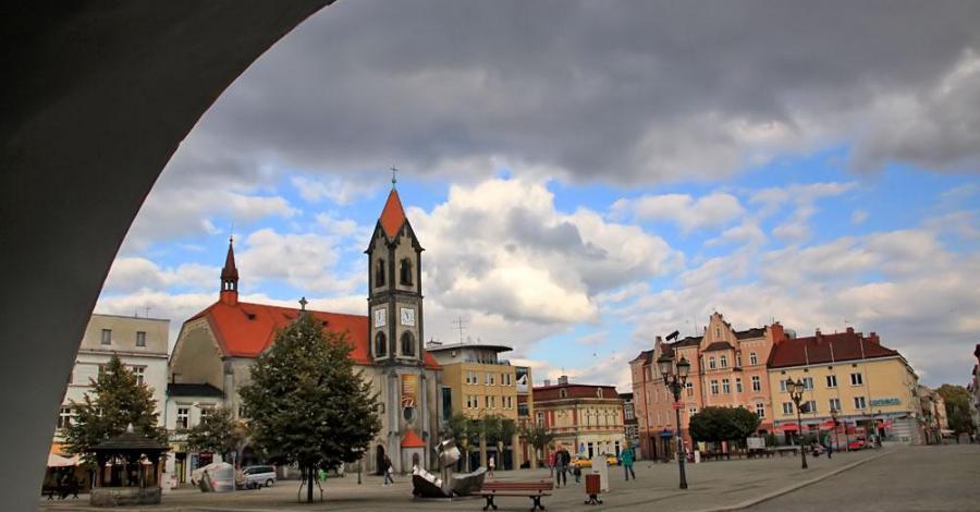 Tarnowskie Góry - Rynek, Anna Piernikarczyk