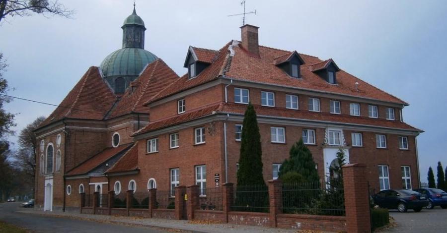 Sanktuarium w Braniewie - zdjęcie