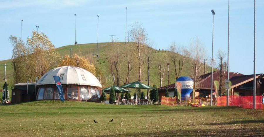Stok narciarski Środula w Sosnowcu - zdjęcie