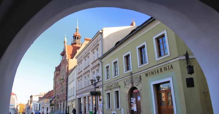 Rynek w Tarnowskich Górach, Anna Piernikarczyk