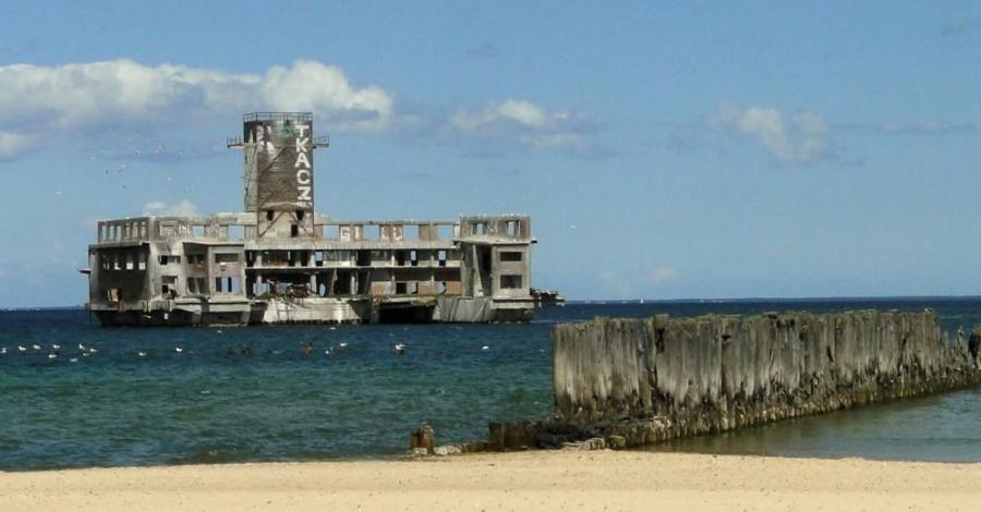 Torpedownia w Babich Dołach - zdjęcie
