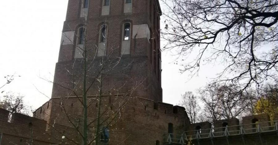 Wieża Radziejowskiego we Fromborku - zdjęcie