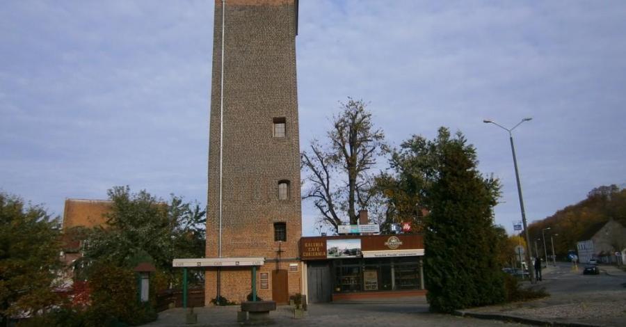 Wieża Wodna we Fromborku - zdjęcie
