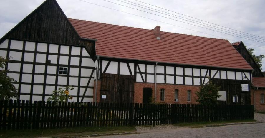 Zagroda Albrechta w Swołowie - zdjęcie