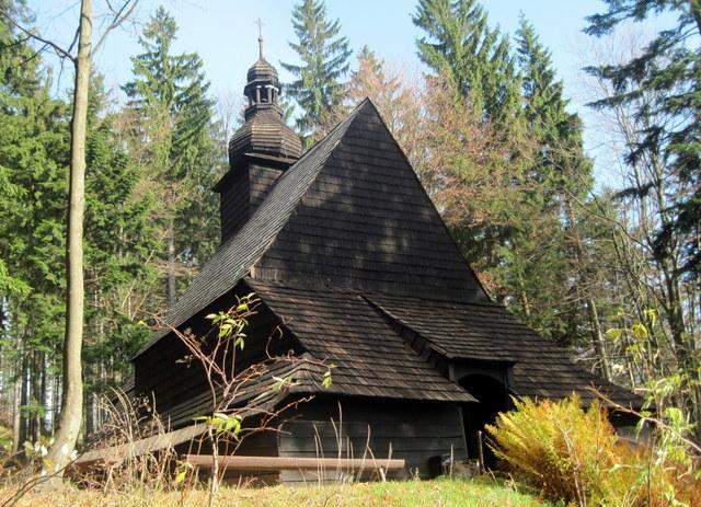Szlak turystyczny – Wisła Głębce – przełęcz Kubalonka