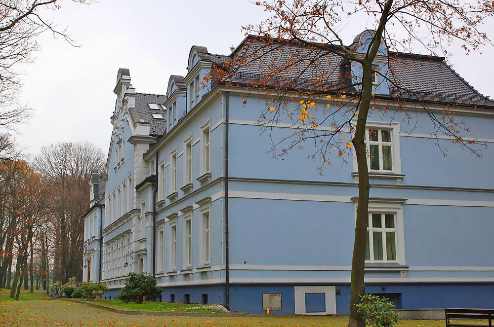 Pałac w Kokoszycach