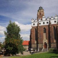 Kościół Sw. Jana Ewangelisty w Paczkowie