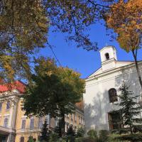 Kaplica w Kończycach Wielkich