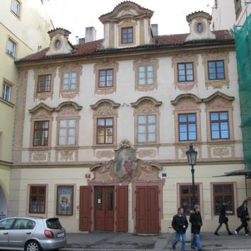Złota Praga jesiennie- pierwsze fascynacje - zdjęcie