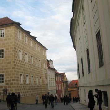 Złota Praga- magiczne Hradczany