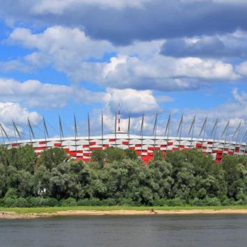 Warszawa Stadion Narodowy, Anna Piernikarczyk