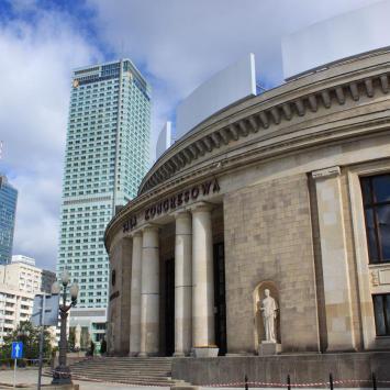 Warszawa Sala Kongresowa, Anna Piernikarczyk