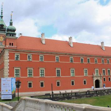 Zamek Królewski Warszawa, Anna Piernikarczyk