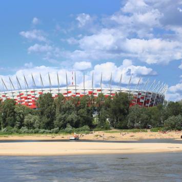 Stadion Narodowy Warszawa, Anna Piernikarczyk