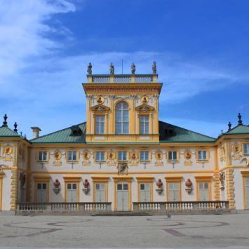 Pałac Wilanów, Anna Piernikarczyk
