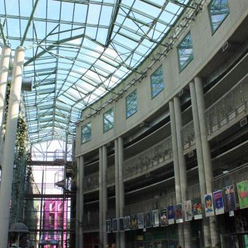 Biblioteka Warszawa, Anna Piernikarczyk