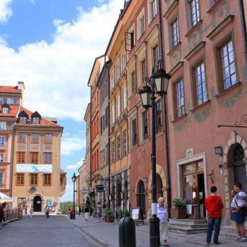 Warszawa, Anna Piernikarczyk